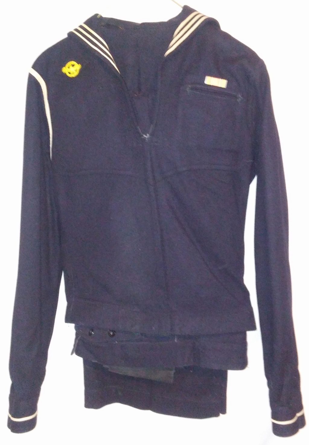 My Navy Jumper Collection 19700311