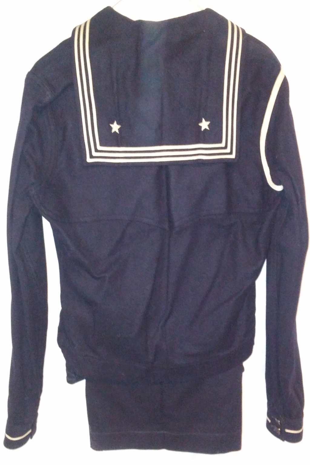My Navy Jumper Collection 19700314
