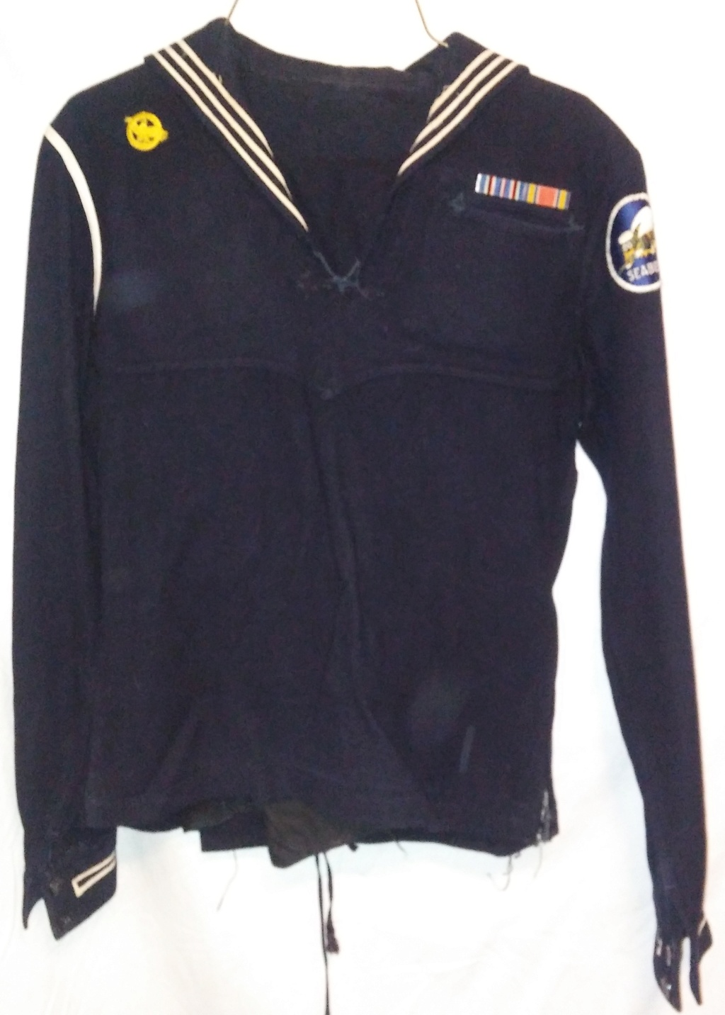 My Navy Jumper Collection 19700320