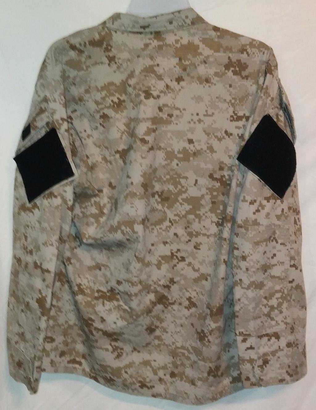 Modified Desert MARPAT Jacket 19700410