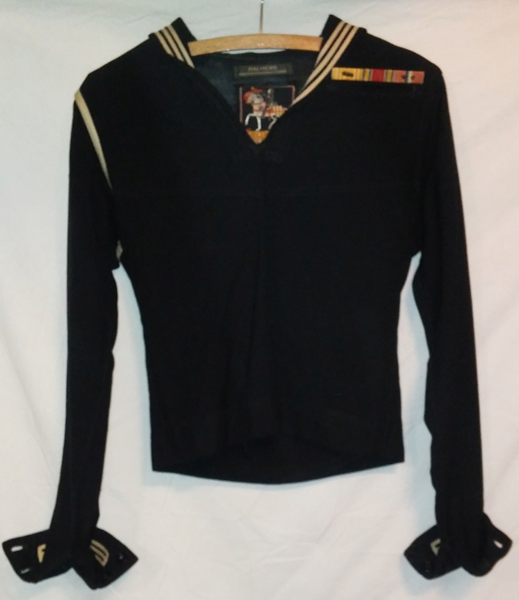 My Navy Jumper Collection 19700418