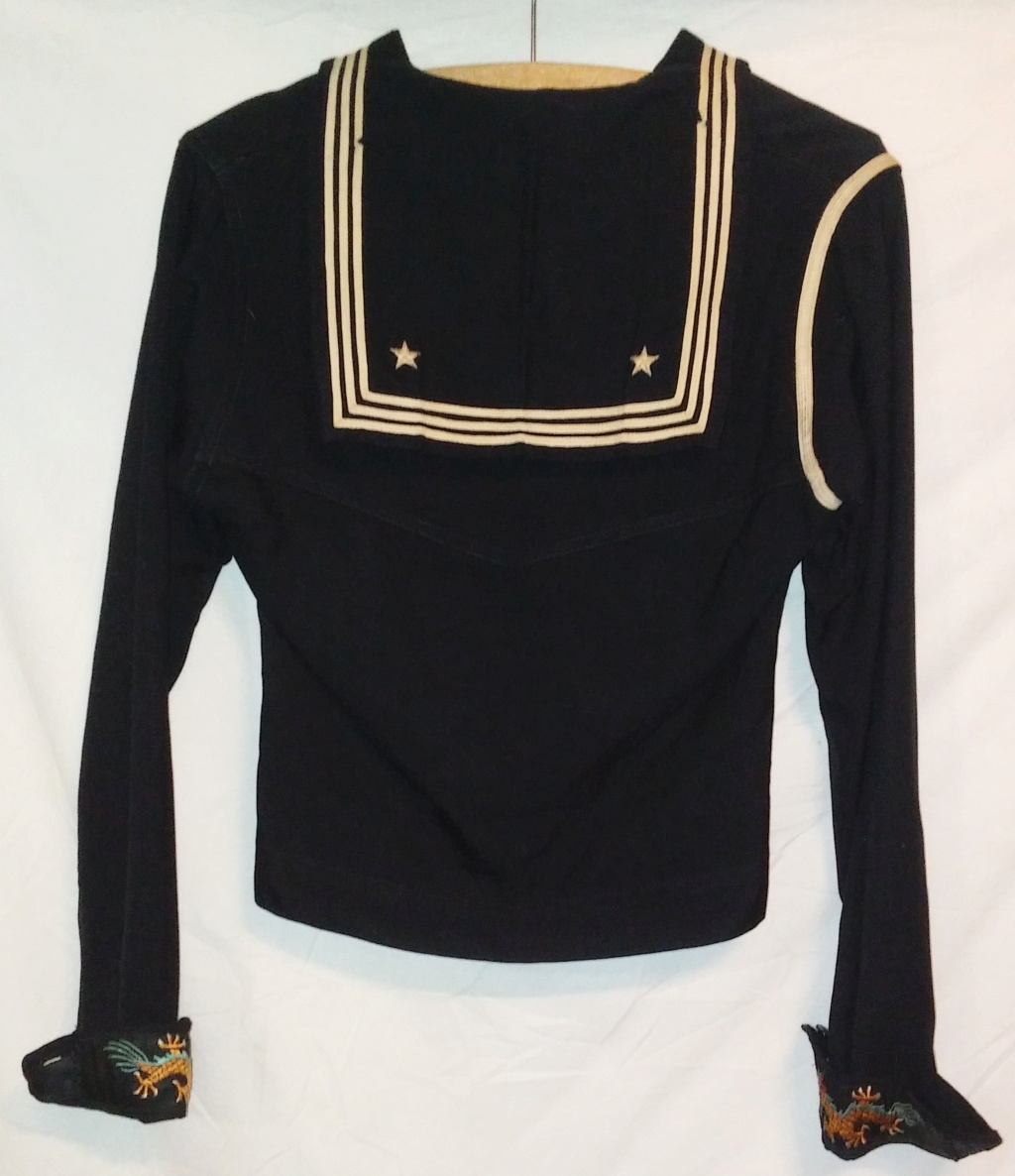 My Navy Jumper Collection 19700419