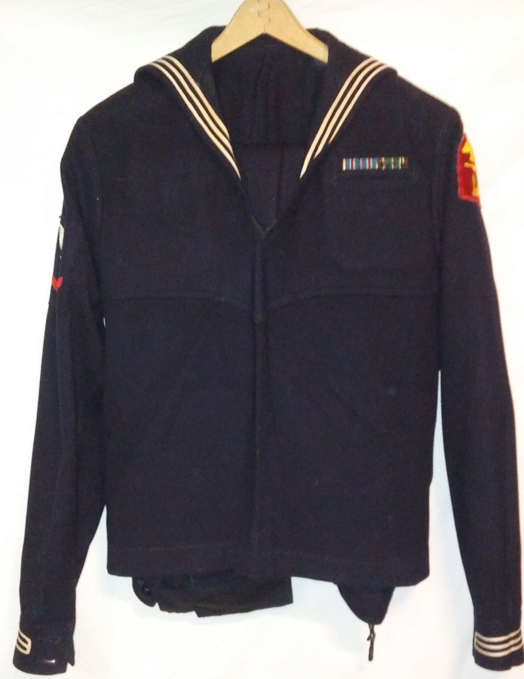 My Navy Jumper Collection 19700429