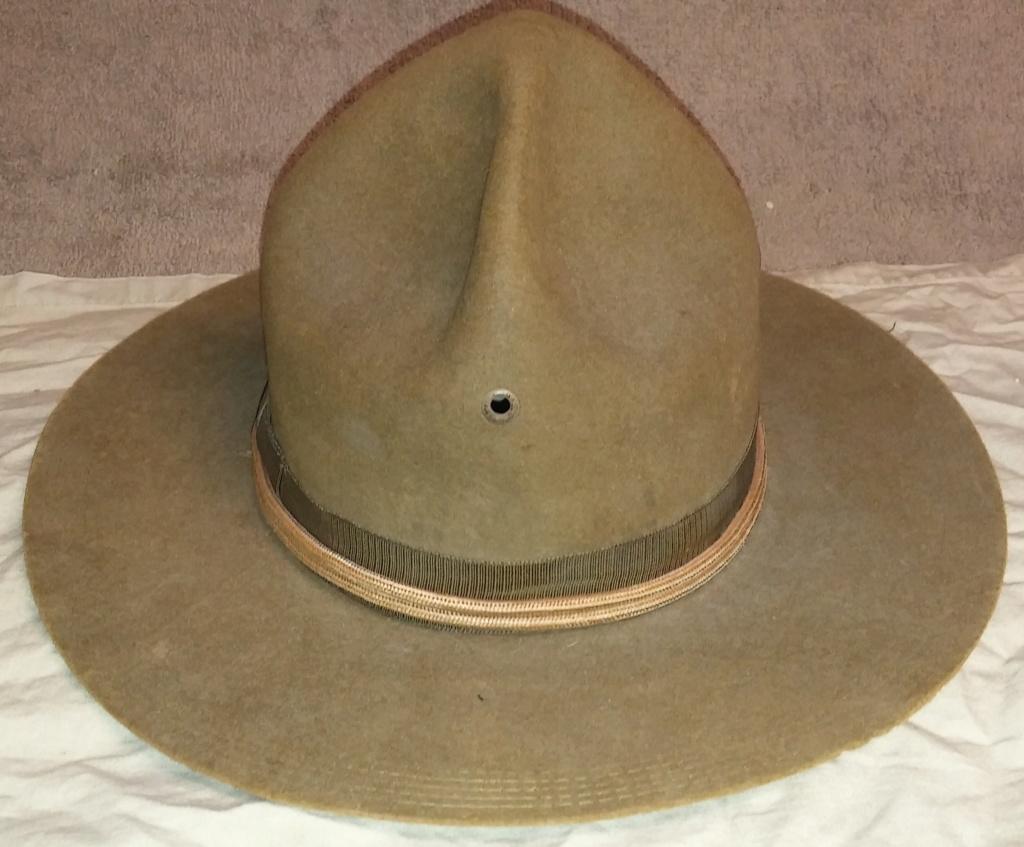 World War 1 Campaign Hat 19700434