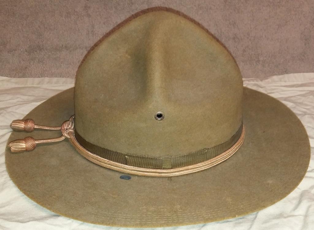 World War 1 Campaign Hat 19700436