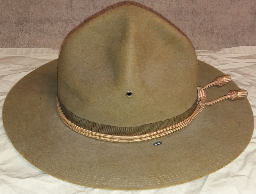 World War 1 Campaign Hat 19700437