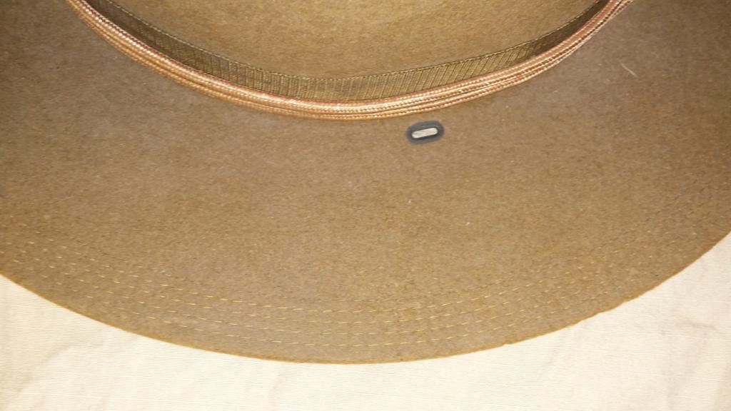 World War 1 Campaign Hat 19700438
