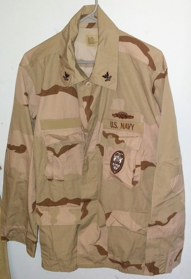 Naval Special Warfare Group 2 MAA DCU Jacket 20170645
