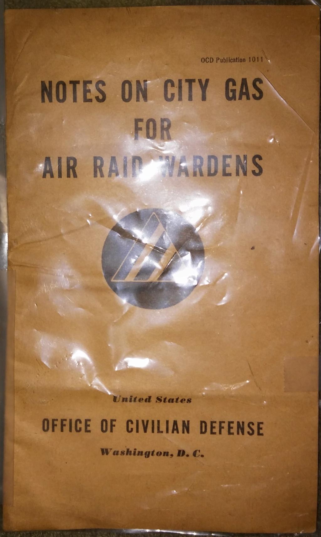 Some randon Civil Defense stuff 20181211