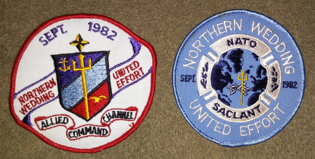 USS America (CV-66) Cruise Patches 20190417