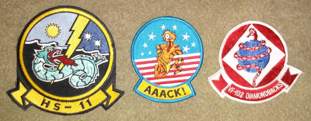 USS America (CV-66) Cruise Patches 20190419