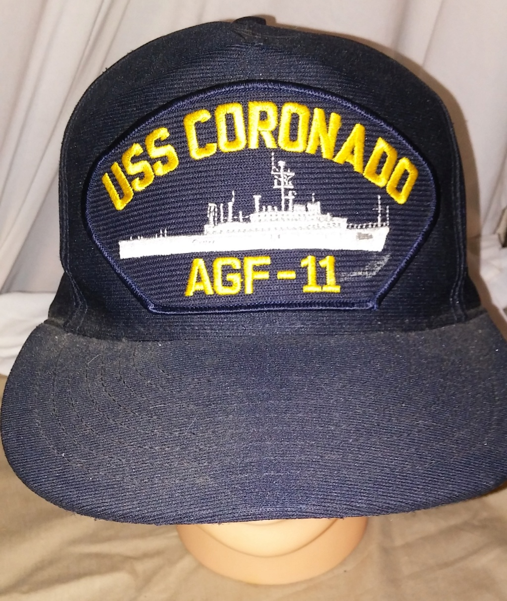 USN Blue Caps Corona10