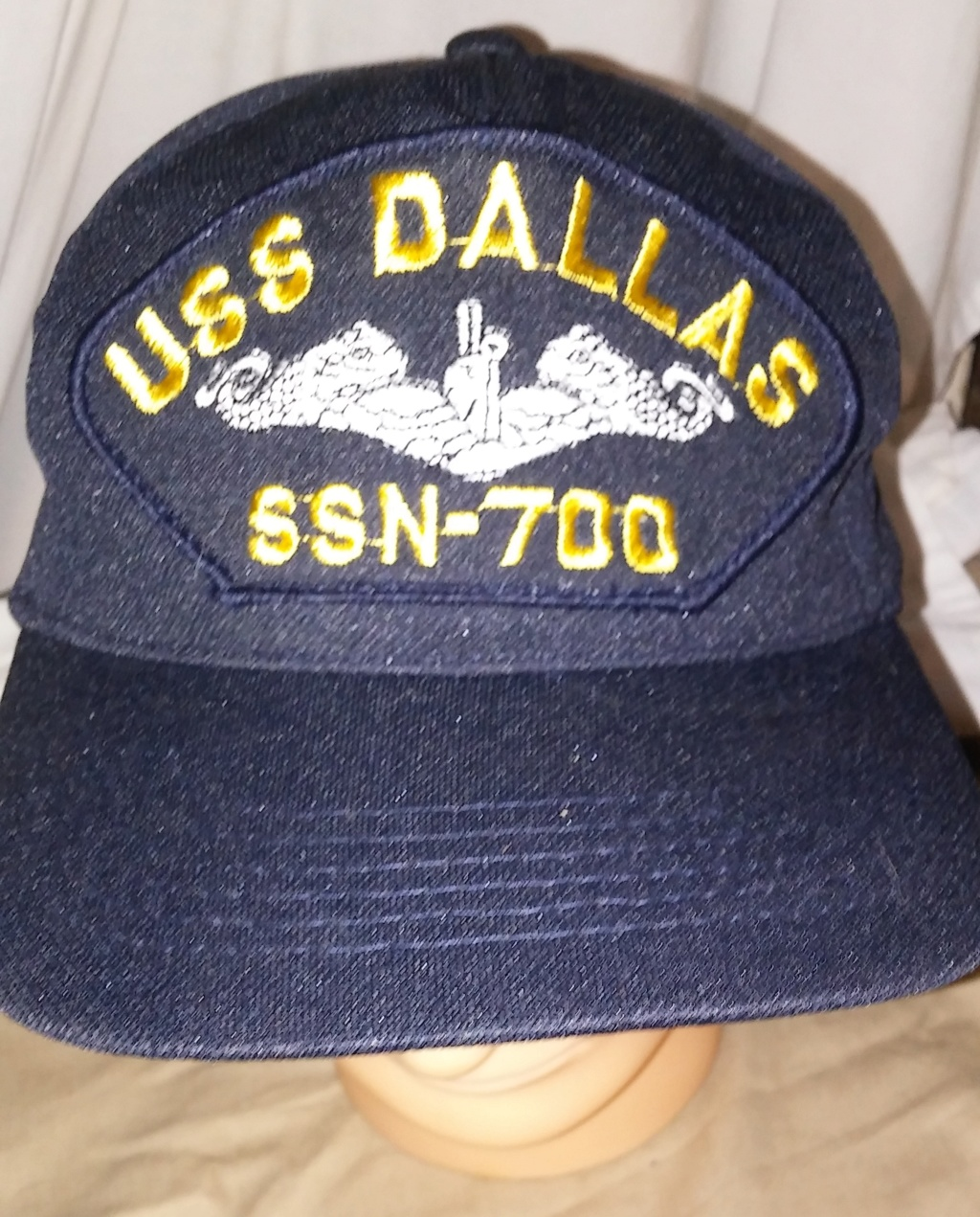 USN Blue Caps Dallas10
