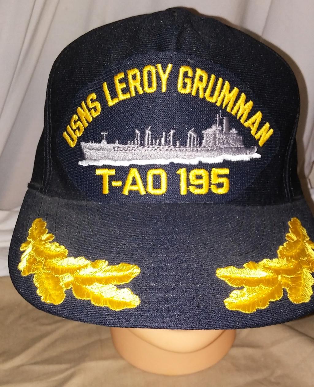 USN Blue Caps Grumma10