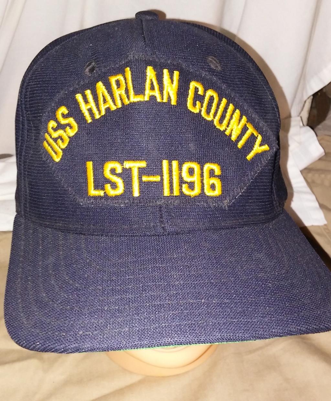 USN Blue Caps Harlan10