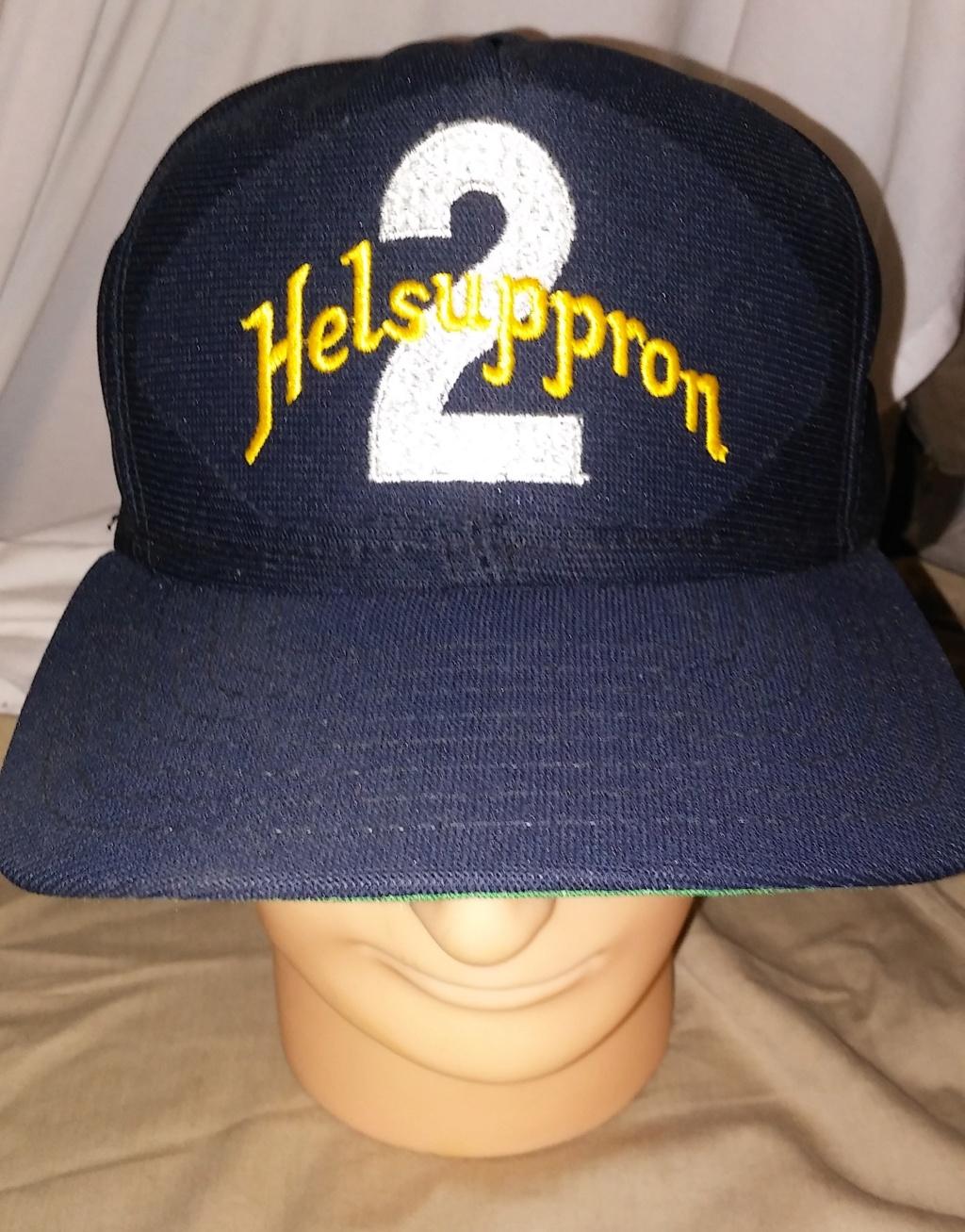 USN Blue Caps Helsup10
