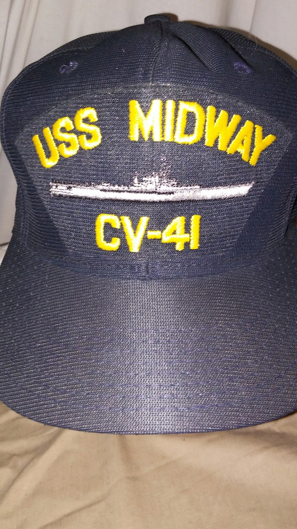 USN Blue Caps Midway10