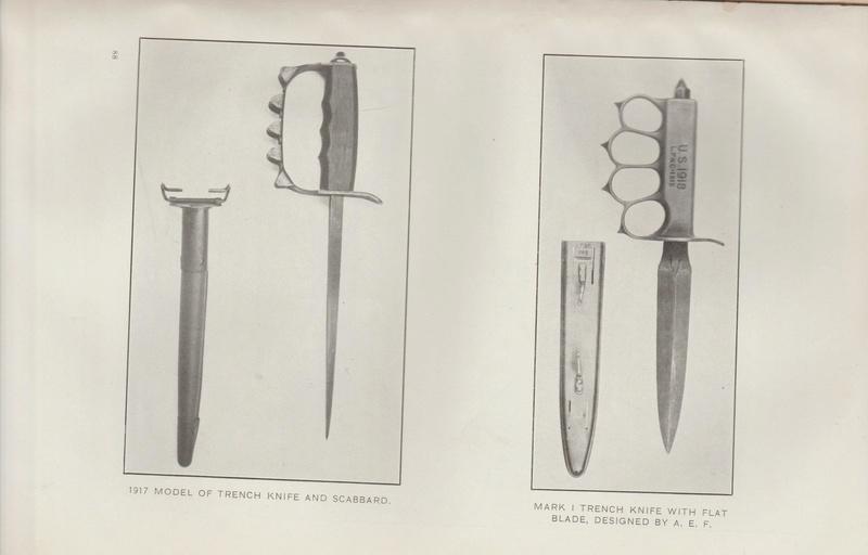 LE COUTEAU DE COMBAT US WWI ET WWII ET LES FOURREAUX.   00233