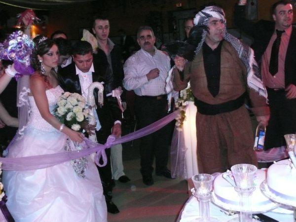 صوروفيديومن حفلة زواج سنان وساره في المانيا أحيتها المتألقه جوليانا جندو A3_bmp10