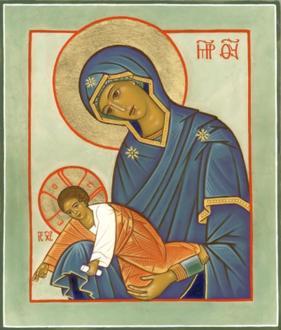 Le Rosaire apporte la paix 1810