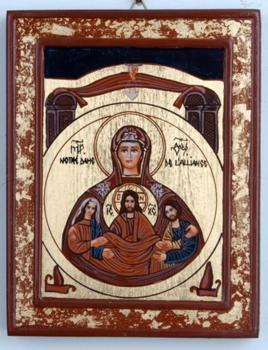 Nous sommes mieux assurés de la virginité de Marie par Joseph 2010