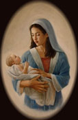 Voici l'heure où Marie, Vierge et Reine, vint au temple avec son Fils Catago10