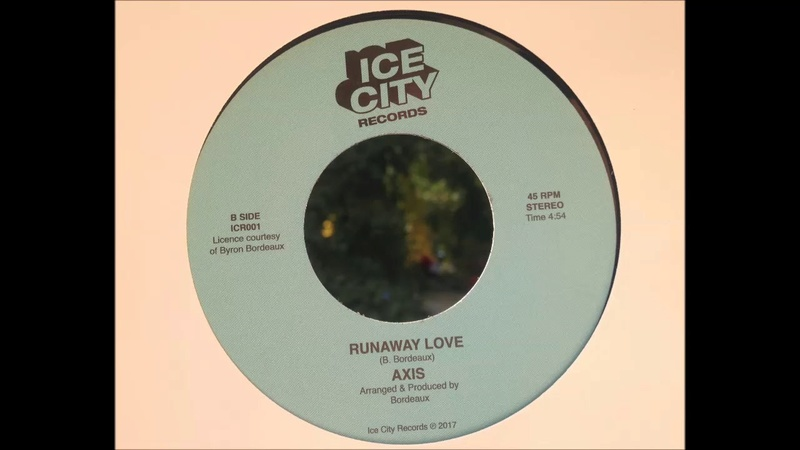 Axis - Silver Satin (1984) - Runaway Love (19--) 1610