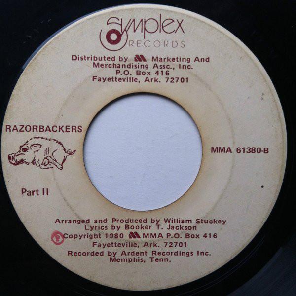 William Stuckey - Razorbackers (Simplex Records) (1980) R-388510