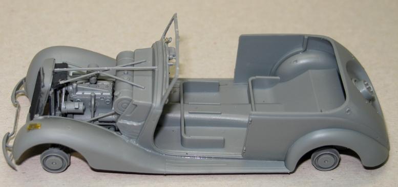 Mercédès 170V cabriolet  Miniart 1/35 18233510