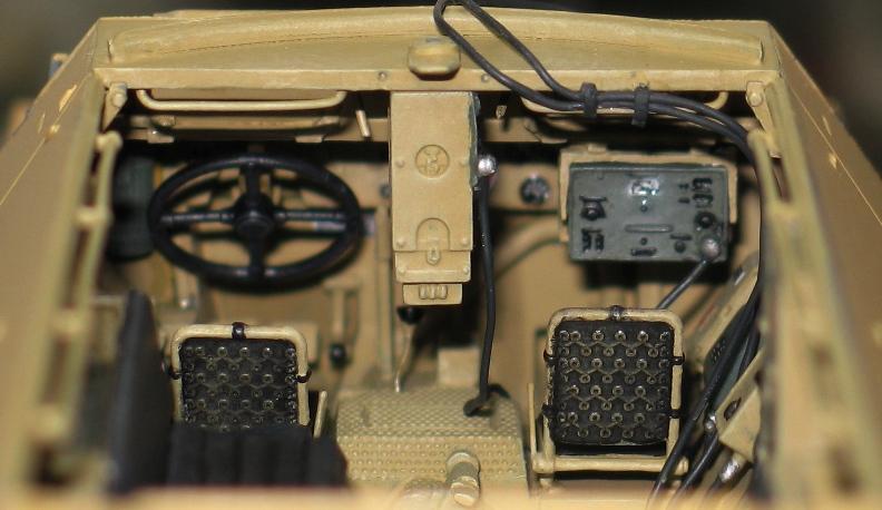sd.kfz 251/20 ausf D 'Falke' AFVclub 1/35 52406810