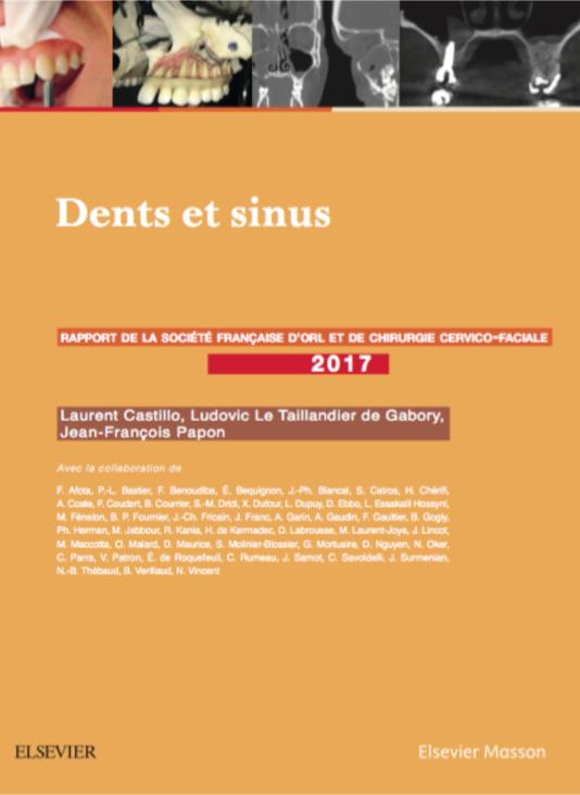 Télécharger LE Nouveau Rapport SFORL juillet  2017 : dents et sinus Dent10