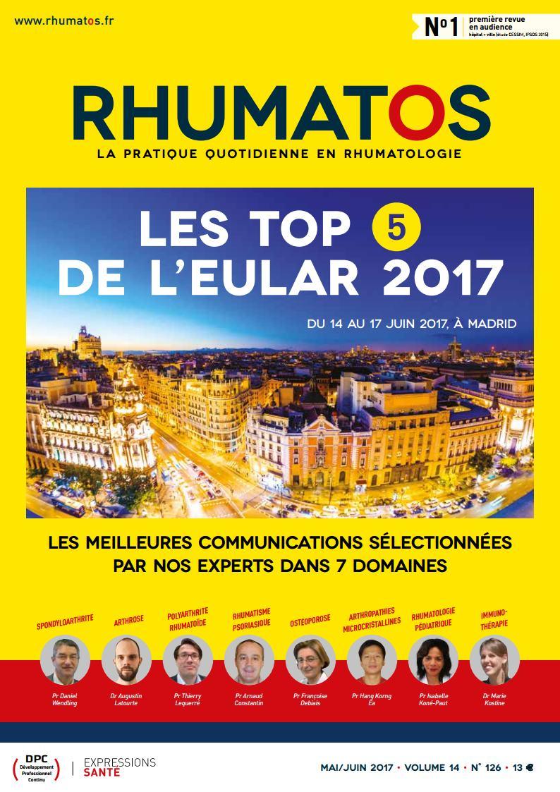 Télécharger : Rhumatos N° 126 – mai/juin 2017 Rhumat10