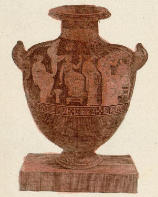 Antiquités étrusques, grecques et romaines - Tome 1 Volumn10