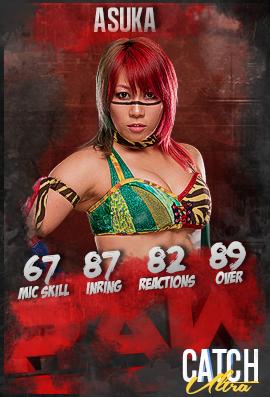 Semaine 56 : WWE Evolution Assuka10