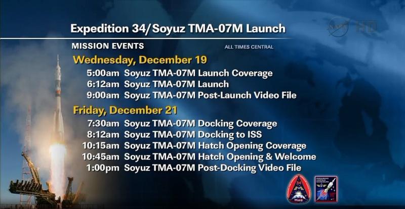 Lancement, amarrage et atterrissage de Soyouz TMA-07M  Sans_t21