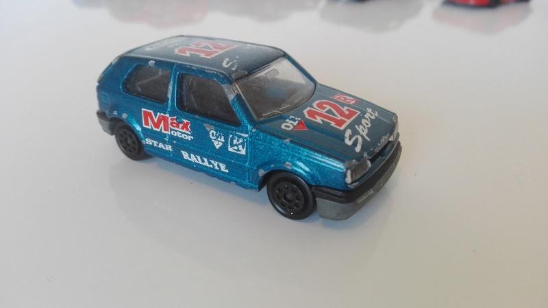N°264 Volkswagen golf III Img_2044