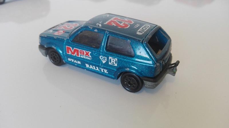 N°264 Volkswagen golf III Img_2045