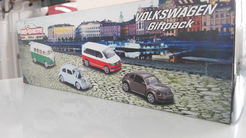 Volkswagen giftpack collector de chez Muller Allemagne  Img_2087