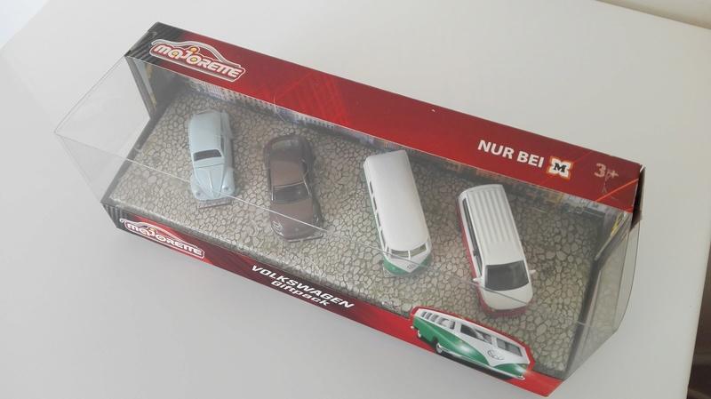 Volkswagen giftpack collector de chez Muller Allemagne  Img_2088
