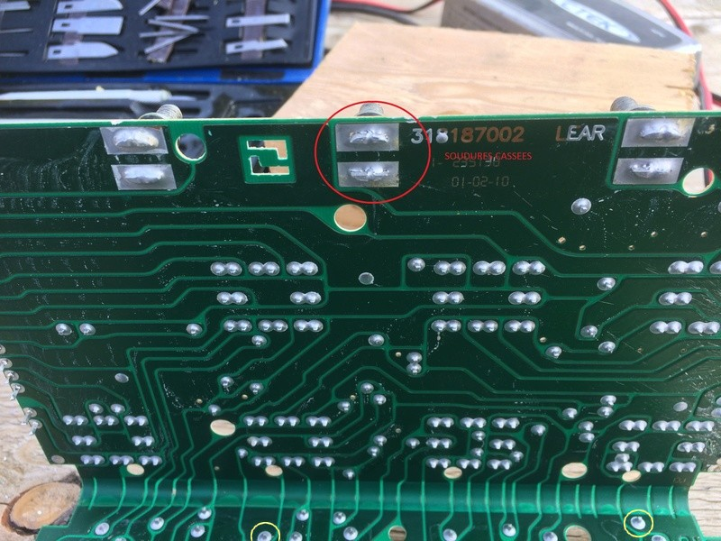 Anomalie compresseur EAS Fusebo10