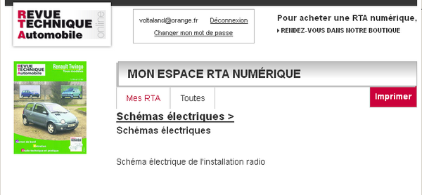 La Revue Technique Automobile Abuse avec sa version électronique? Rta11
