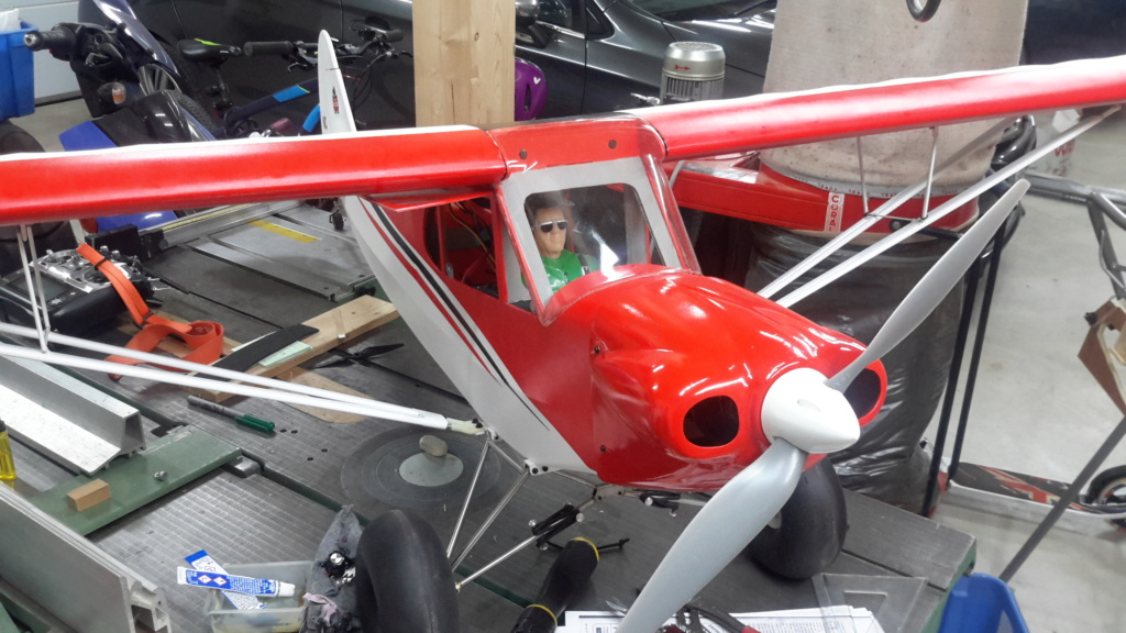 Teasing : Construction Piper PA18 ... - Page 37 20181044