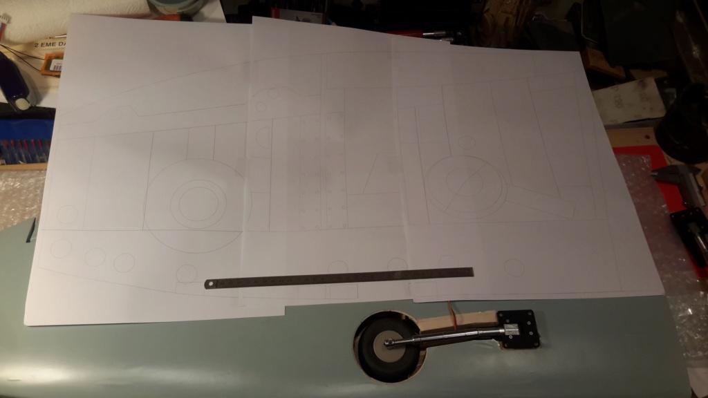 Spitfire Mk II Jamara 1800mm - Page 9 20181217