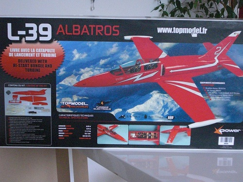 Need for speed... L39 Albatros Annonc10