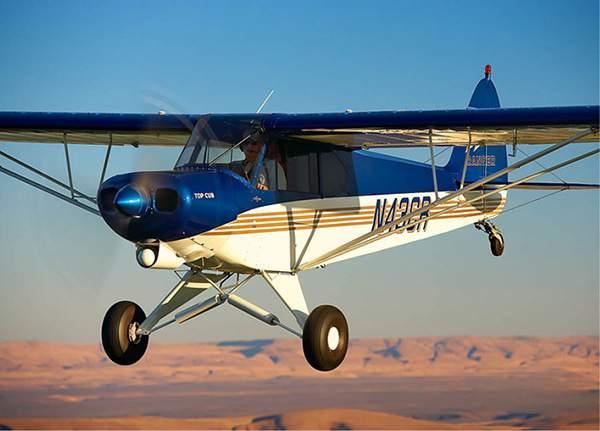 Piper Cub J3, Kit SIG Herr 302 Top-cu10
