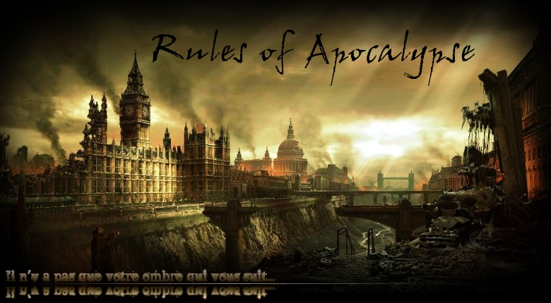 Rules of Apocalypse