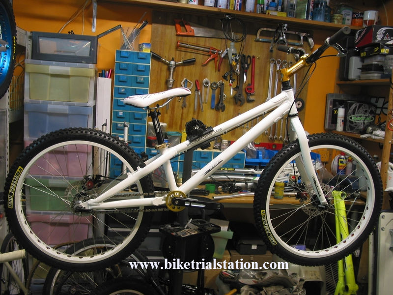 Trial/DJ MTB Specs Bike2413