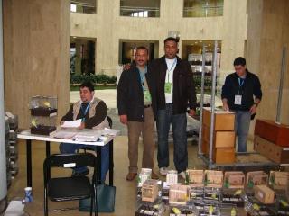 La premiere photo du Mondial des convoyeurs Marocains Mondia11