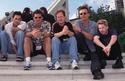 Membres du cast réunis Bs3-0010