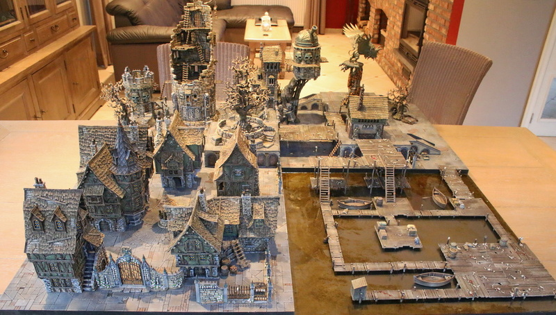 Hellspawn's vision of Mordheim... in another city. - Page 5 Img_6512